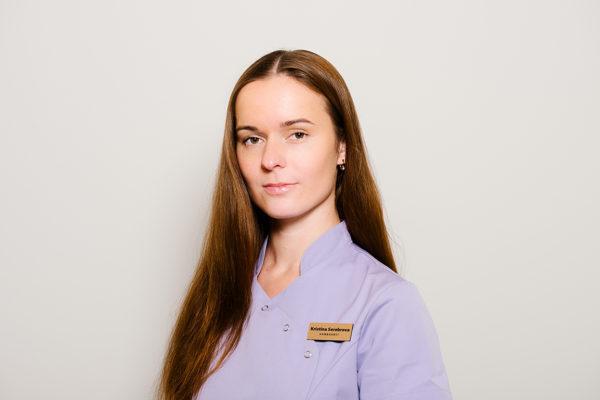 Kristina Serebrova